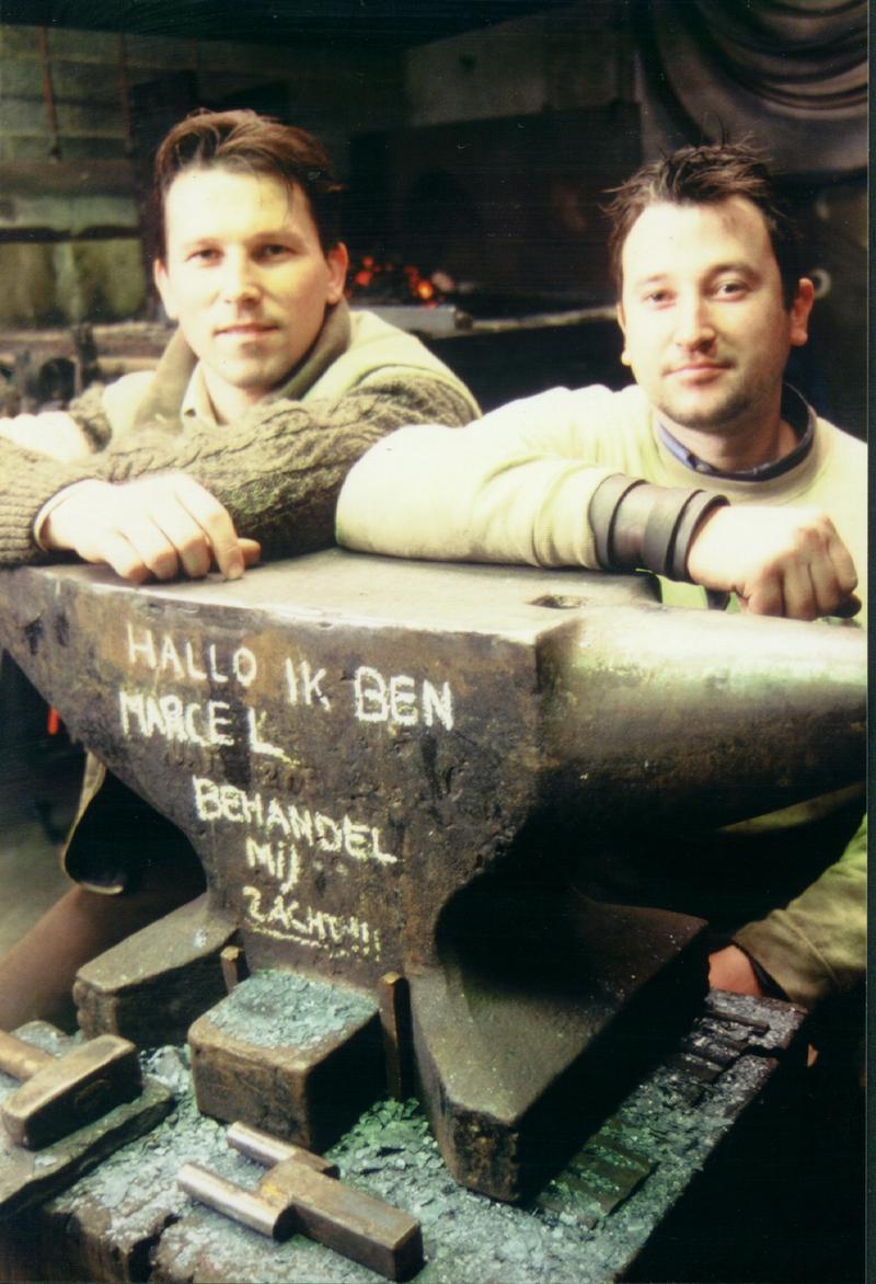 Brecht and Steven Dujardyn
